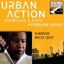 Artwork for UASE INTERVIEW SERIES: HANSHI RICO GUY, Black Samurai