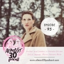 Artwork for Ep 95 - Author and Leader in Female Driven Social Impact, Morra Aarons Mele on Embracing Your Introverted Self While Creating Your Own Success