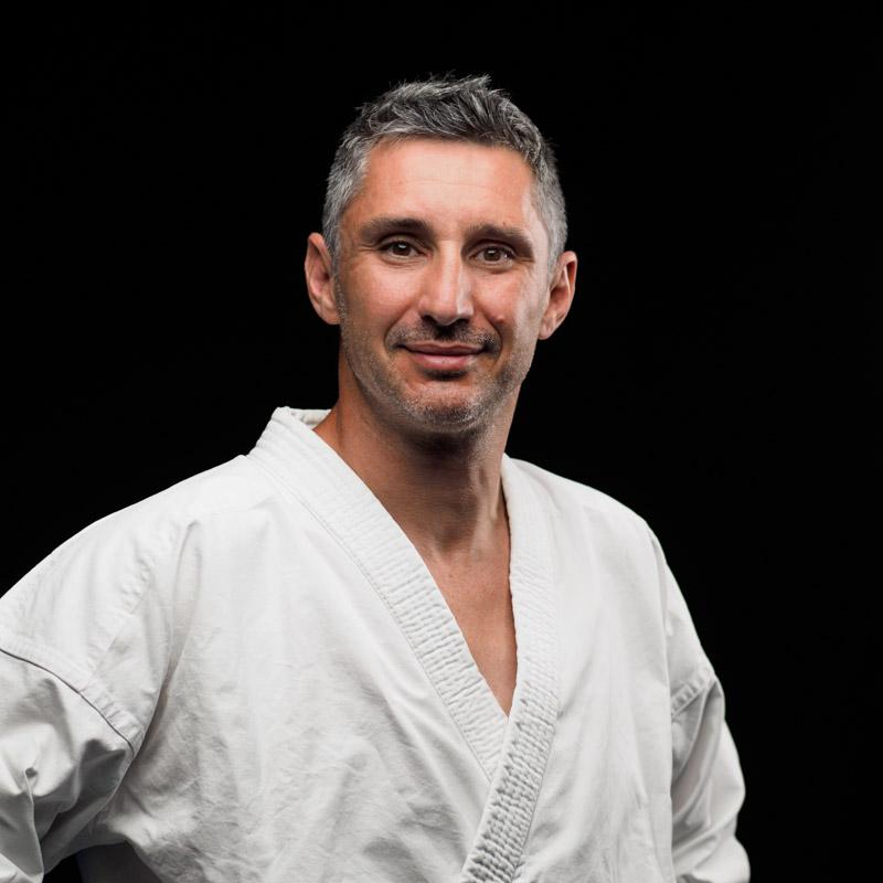 Lionel Froidure - Karaté et réflexions sur les arts martiaux show art