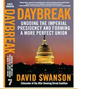 David Swanson - Undoing the Imperial Presidency, Mad As Hell Doctors & Mary Lindsay's TIF Delay