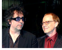 DVD Verdict 154 - Sounds and Sights of Cinema (Tim Burton & Danny Elfman)
