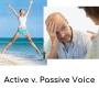 Artwork for Episode 69: Active v. Passive Voice