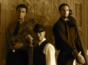 The Mighty Third Rail (Poet: Darian Dauchan, Bassist: Ian Baggette, Violinist: Curtis Stewart) - Bittersweet