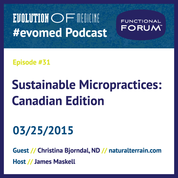 Sustainable Micropractices: Canadian Edition