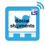 Artwork for Krönika 1 - Social shipments