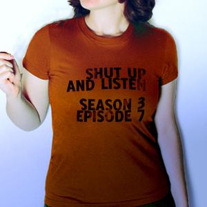 Season Three: Episode Seven
