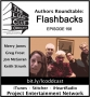 Artwork for The Liars Club Oddcast # 158 | Authors Roundtable: Flashbacks