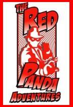 Red Panda Adventures (67) - Sword of the Sun King