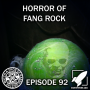 Artwork for Episode 92: Horror of Fang Rock (Just This Once, Everybody Dies)