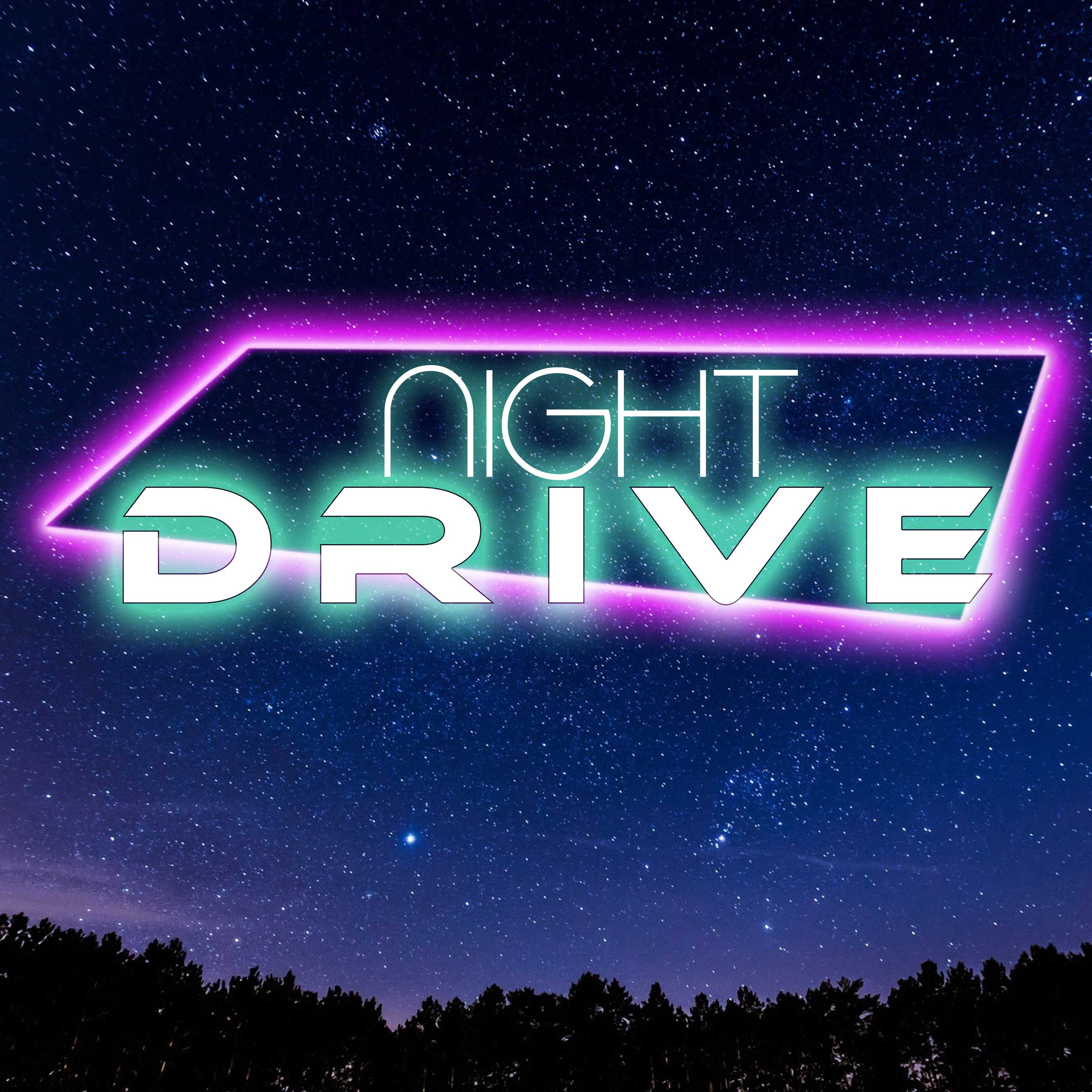 Nightdrive show art