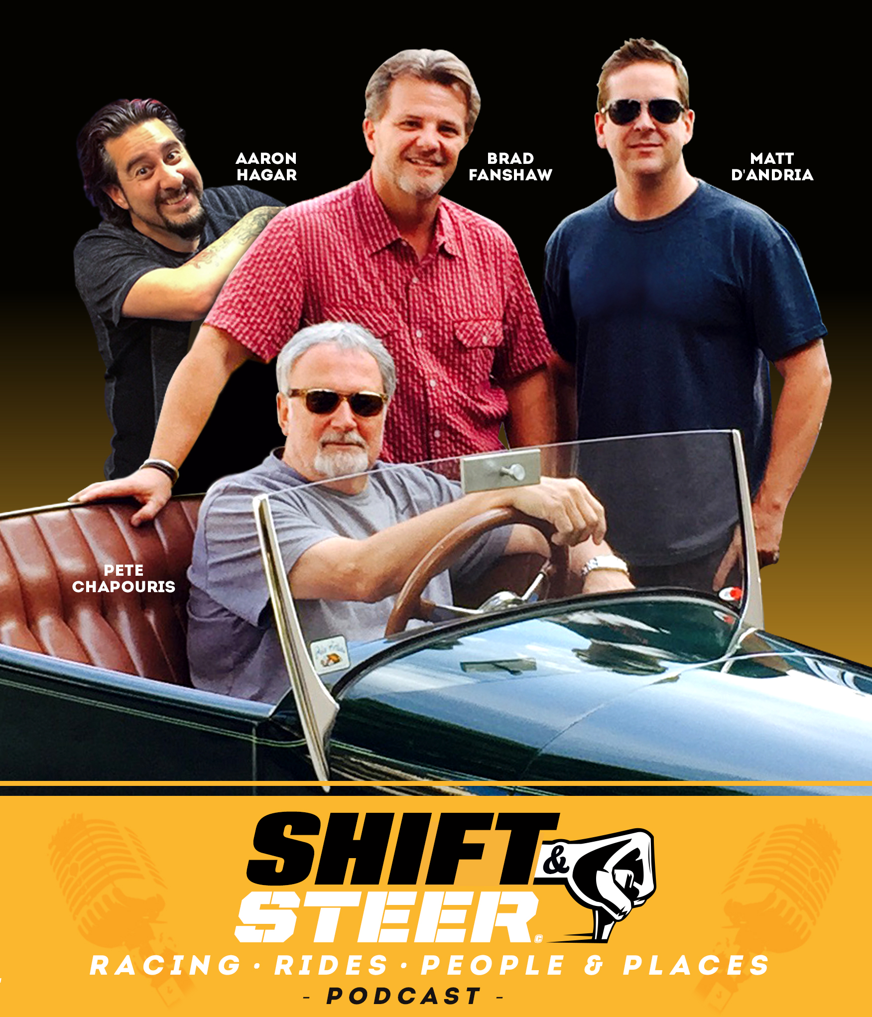 Collector Car Values >> Shift And Steer Car Guys Unite Brad Pete Aaron Talk