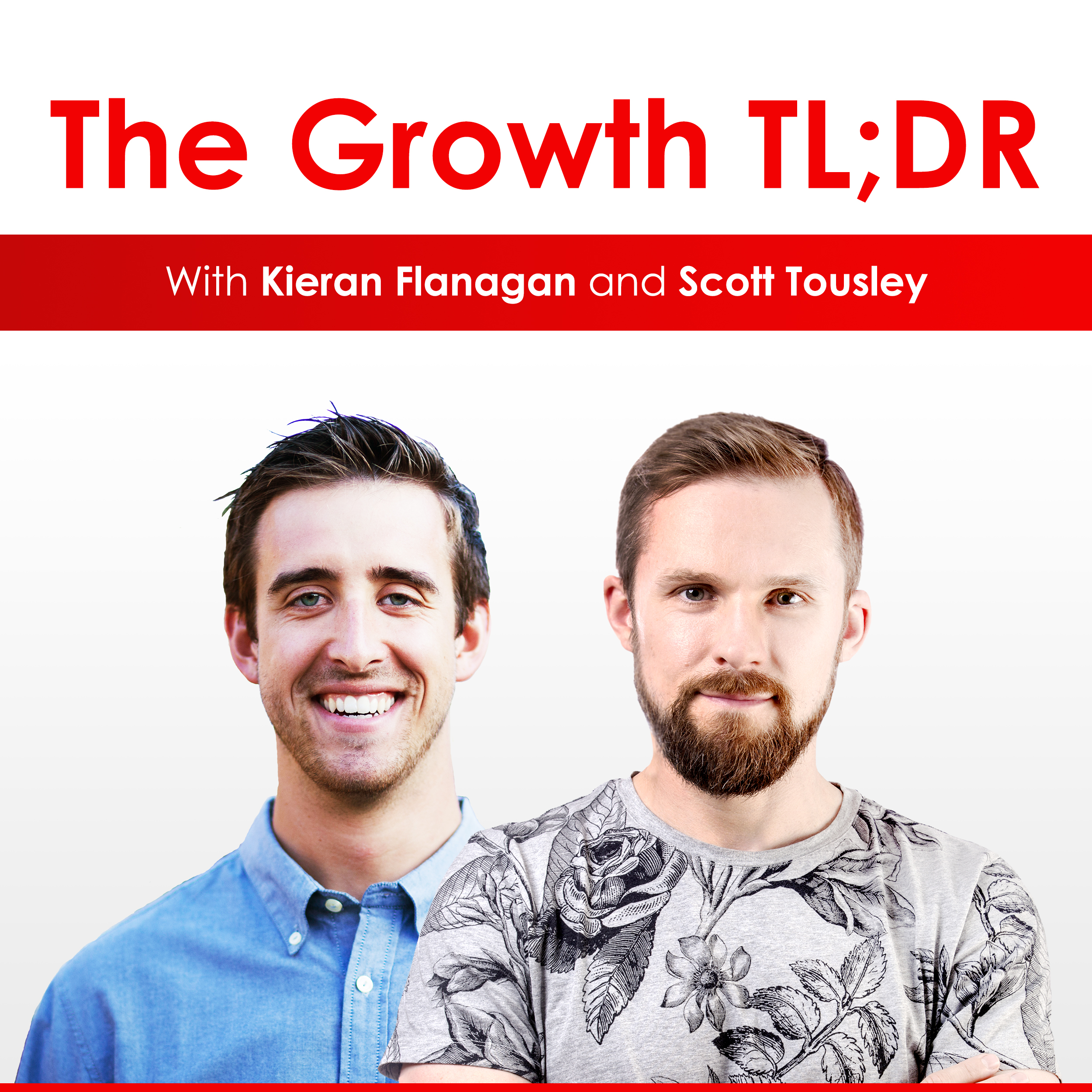 The GrowthTLDR Podcast. Weekly Conversations on Business Growth. show art