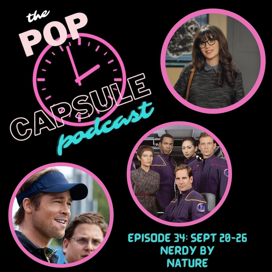 Episode 34 - Nerdy by Nature show art