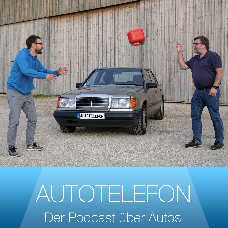 Autotelefon - Der Podcast über Autos show art