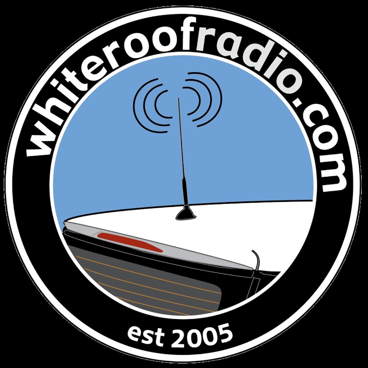 White Roof Radio - The MINI Cooper Podcast show art