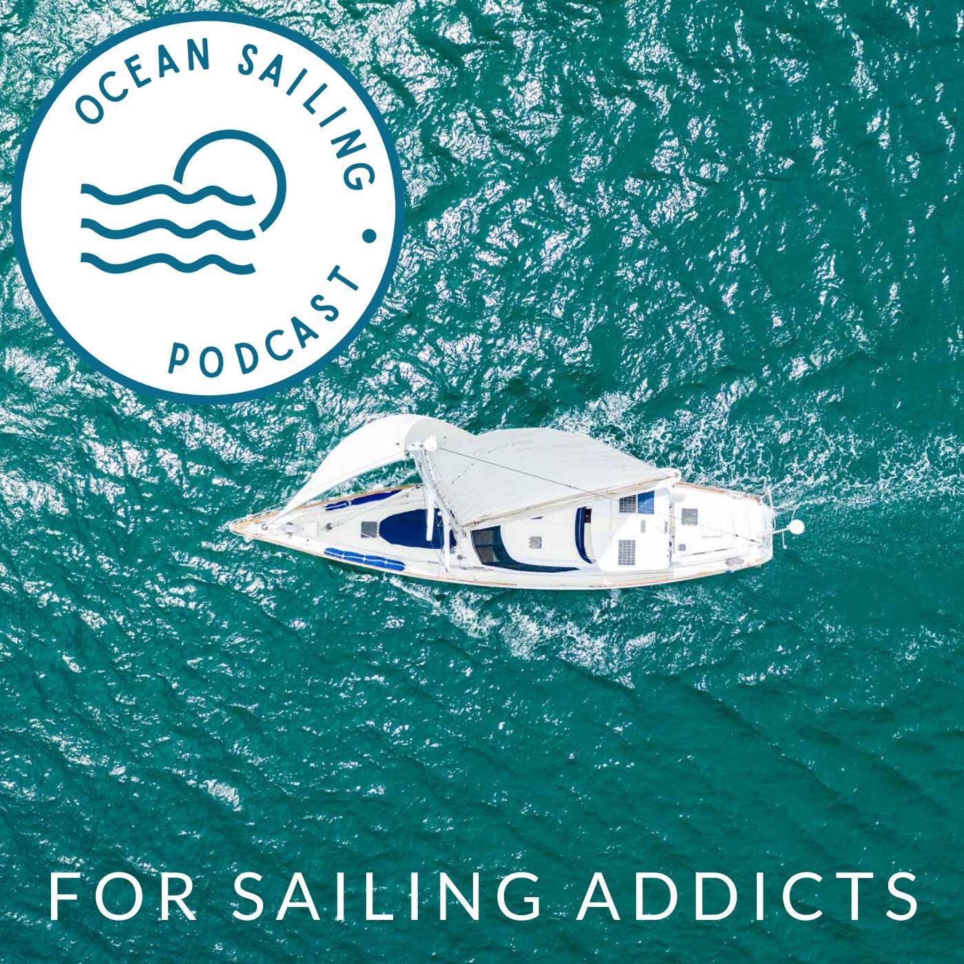Ocean Sailing Podcast show art