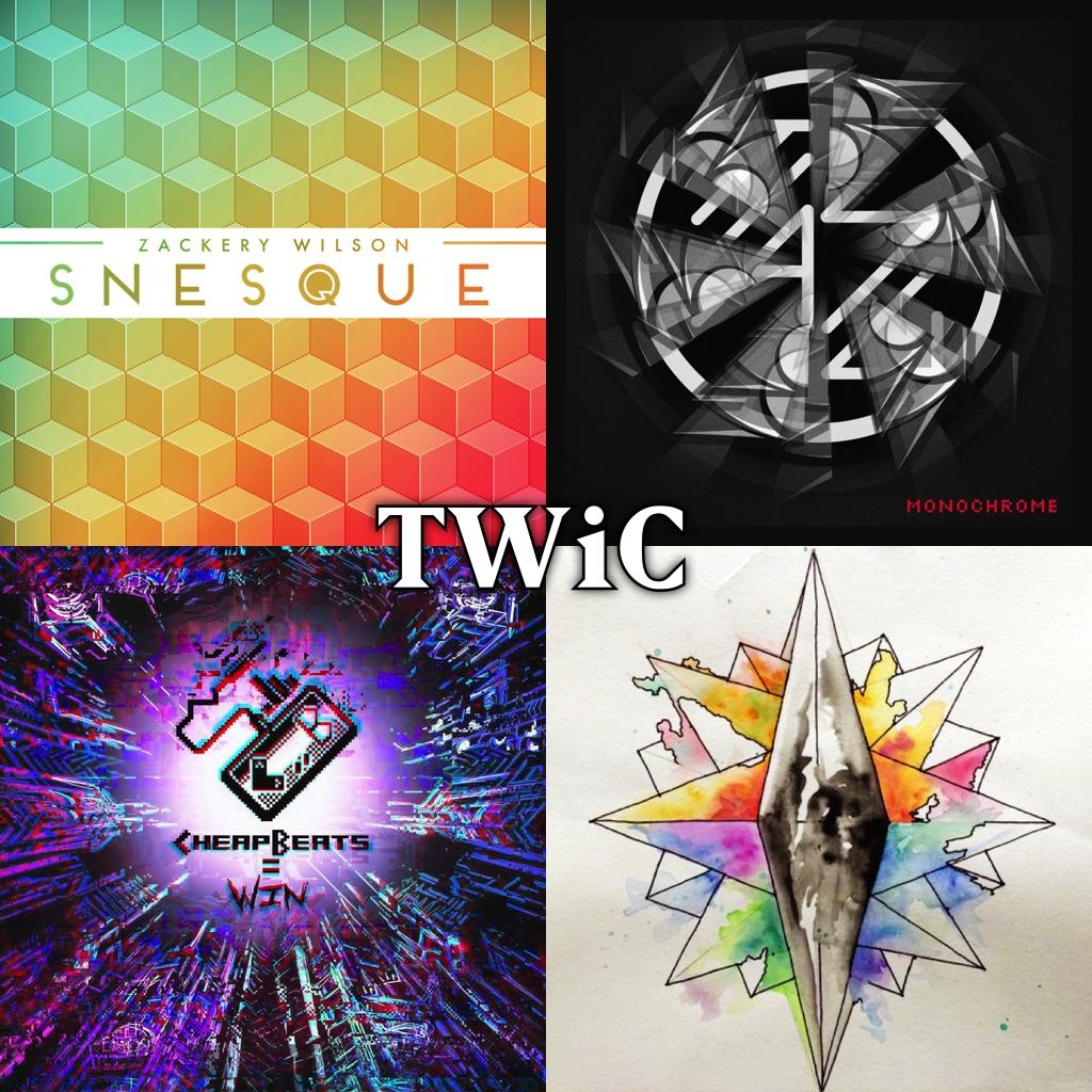 TWiC 075: Zackery Wilson, tiasu, Spaceman Fantastiques, CheapBeats = WIN