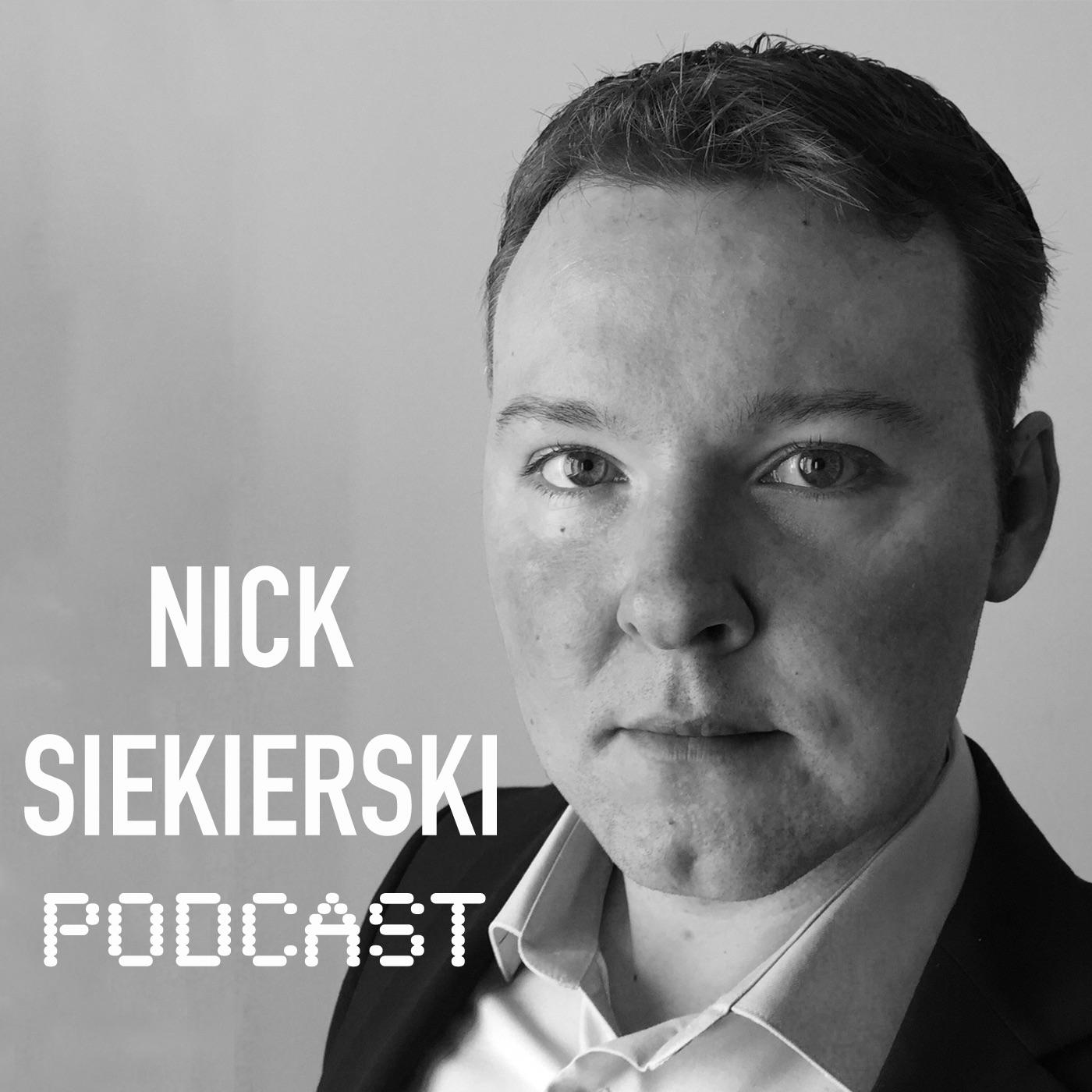 Nick Siekierski Podcast logo