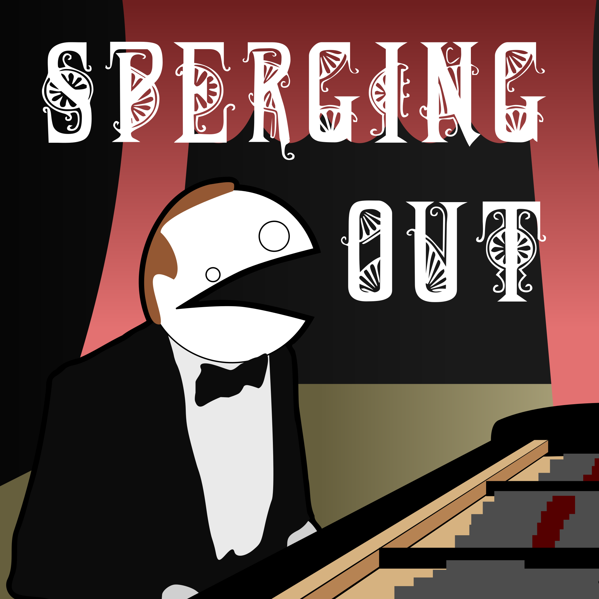 Sperging Out logo