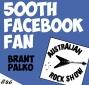 Artwork for Episode 86 - Brant Palko - 500th Facebook Fan