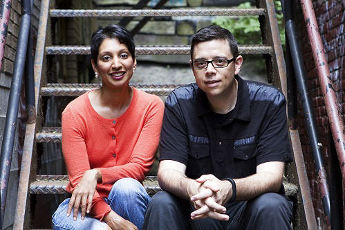 Aron Gaudet and Gita Pullapilly - Documentary and Narrative Filmmakers - The Way We Get By, The Gambling Man, Lifecasters, and Beneath the Harvest Sky