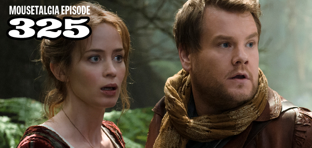 Mousetalgia Episode 325: Into the Woods; Pixar storytelling; Walt and nature