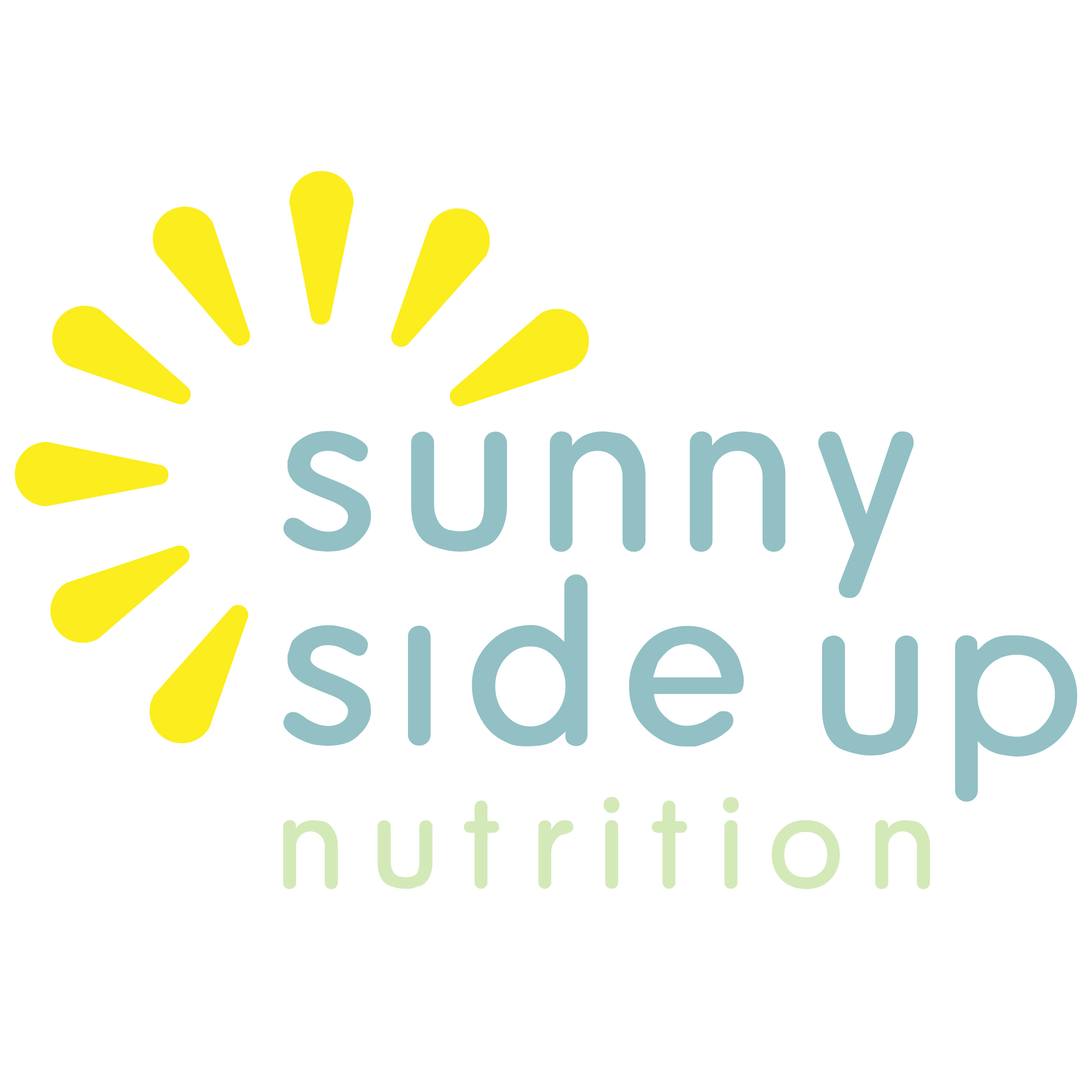Sunny Side Up Nutrition show art