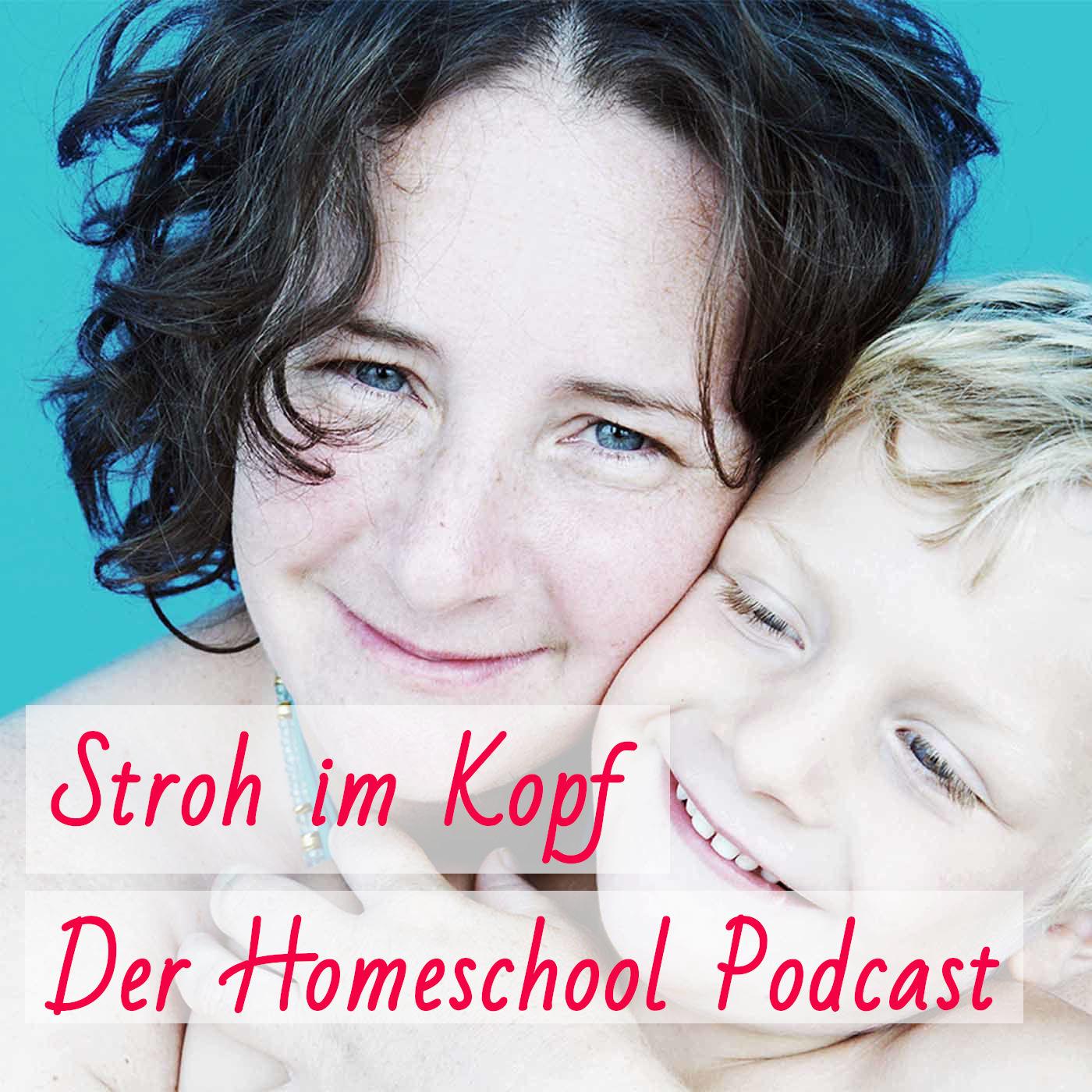 Stroh im Kopf – Der Homeschool - Podcast show art