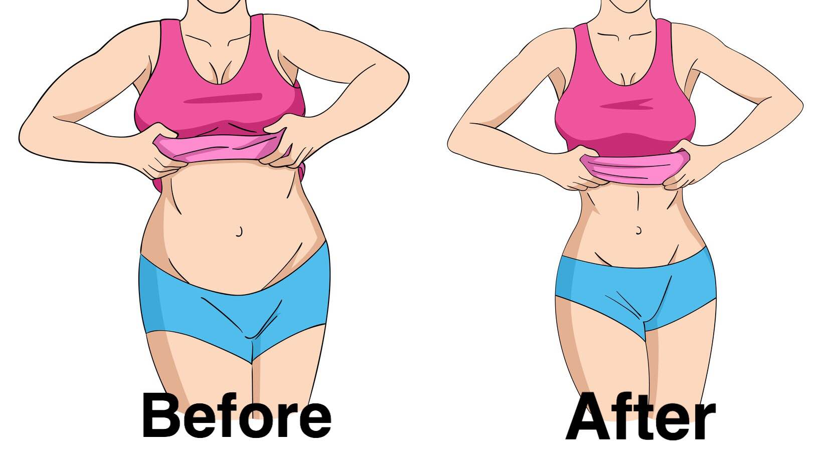 We Should Try These 10 Vegetable Foods To Lose Belly Fat When Compare With Other Foods --- Nutrition