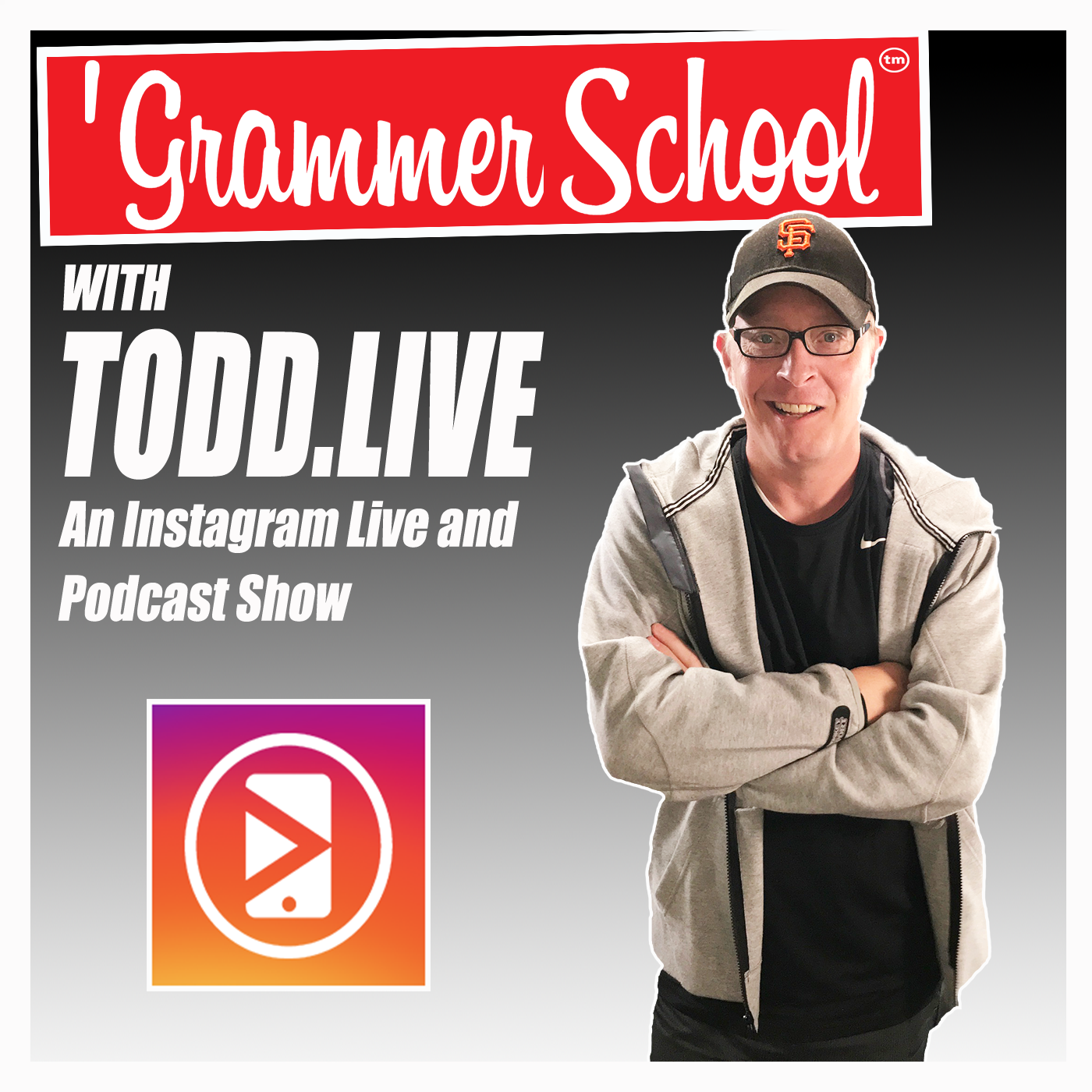 'Grammer School - An Instagram Marketing Education for Small Business and Entrepreneurs show art
