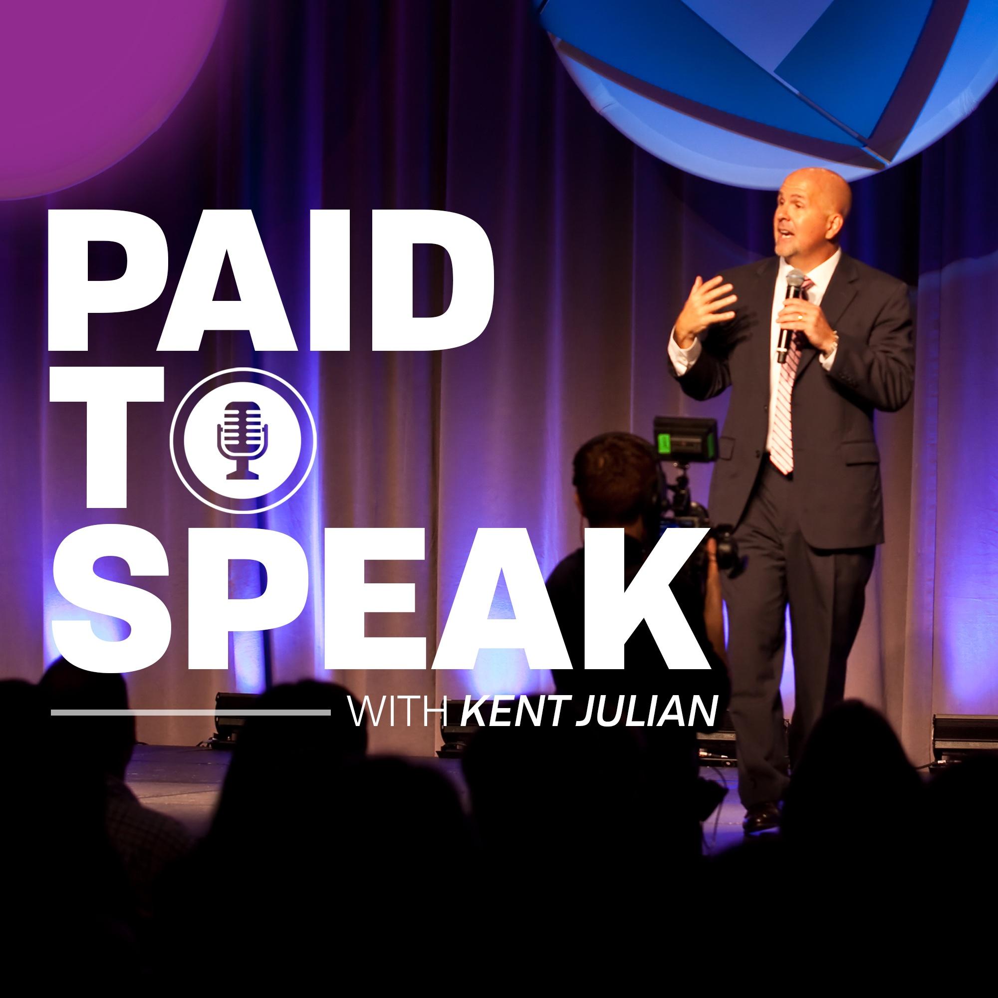 Paid to Speak