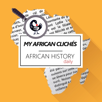 My African Clichés / African History, Daily show image