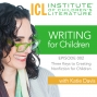 Artwork for Three Keys to Writing Nonfiction for Children | Writing for Children 002