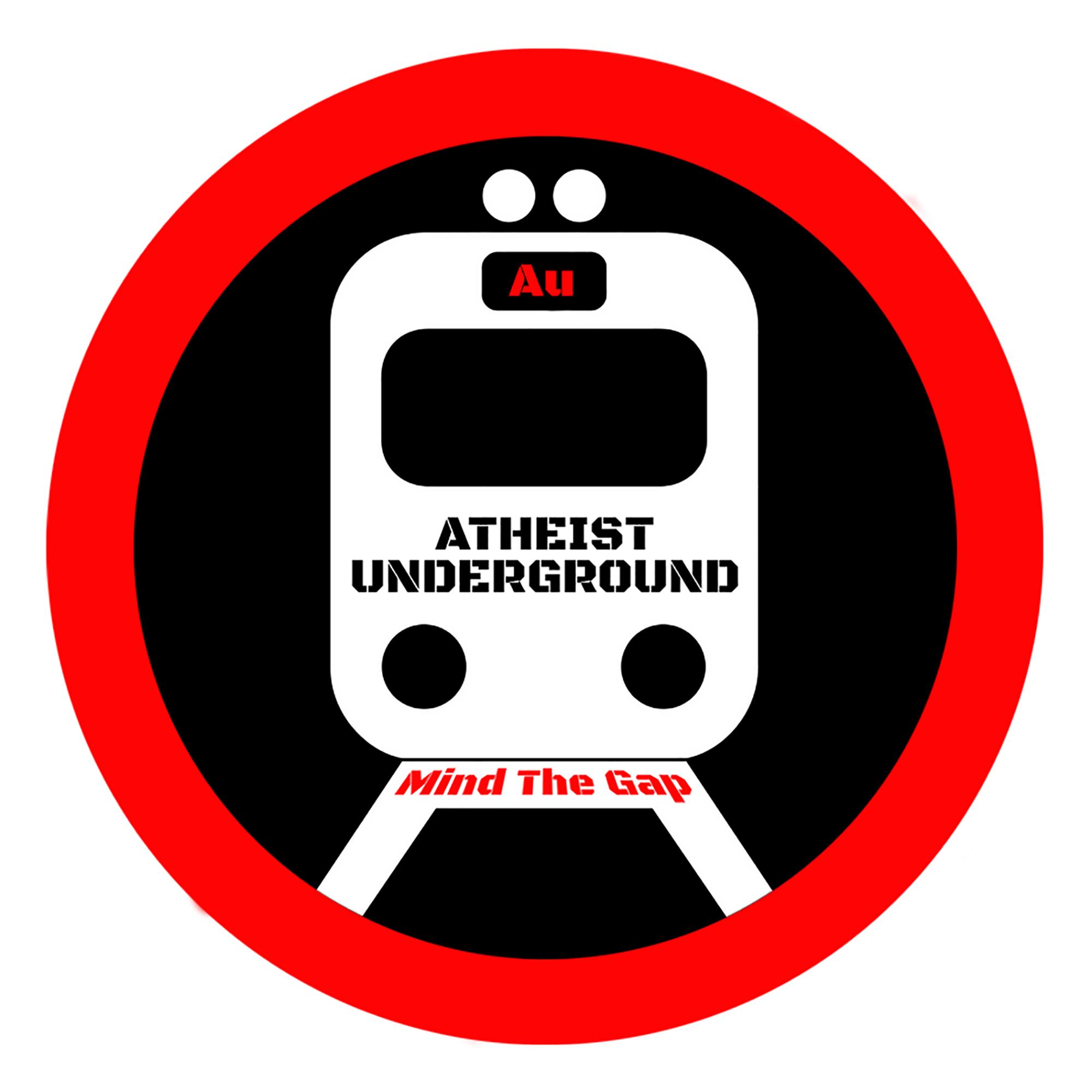 Atheist Underground show art
