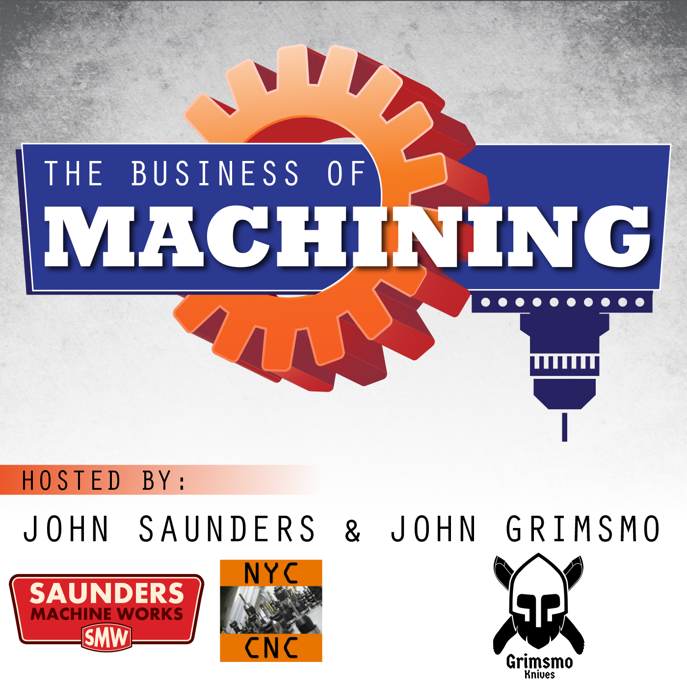 Artwork for Business of Machining - Episode 43