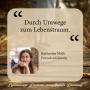 Artwork for #55: Katharina Mölk die über Umwege ihren Traumjob als Fremdenführerin gefunden hat