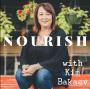 Artwork for Nourish Podcast with Kim Bakaev INTRO