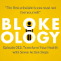 Artwork for Episode 012: Transform Your Health with Seven Action Steps