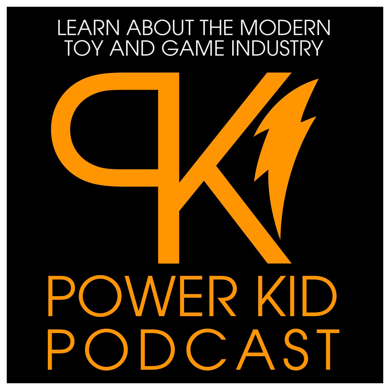 Power Kid Podcast show art