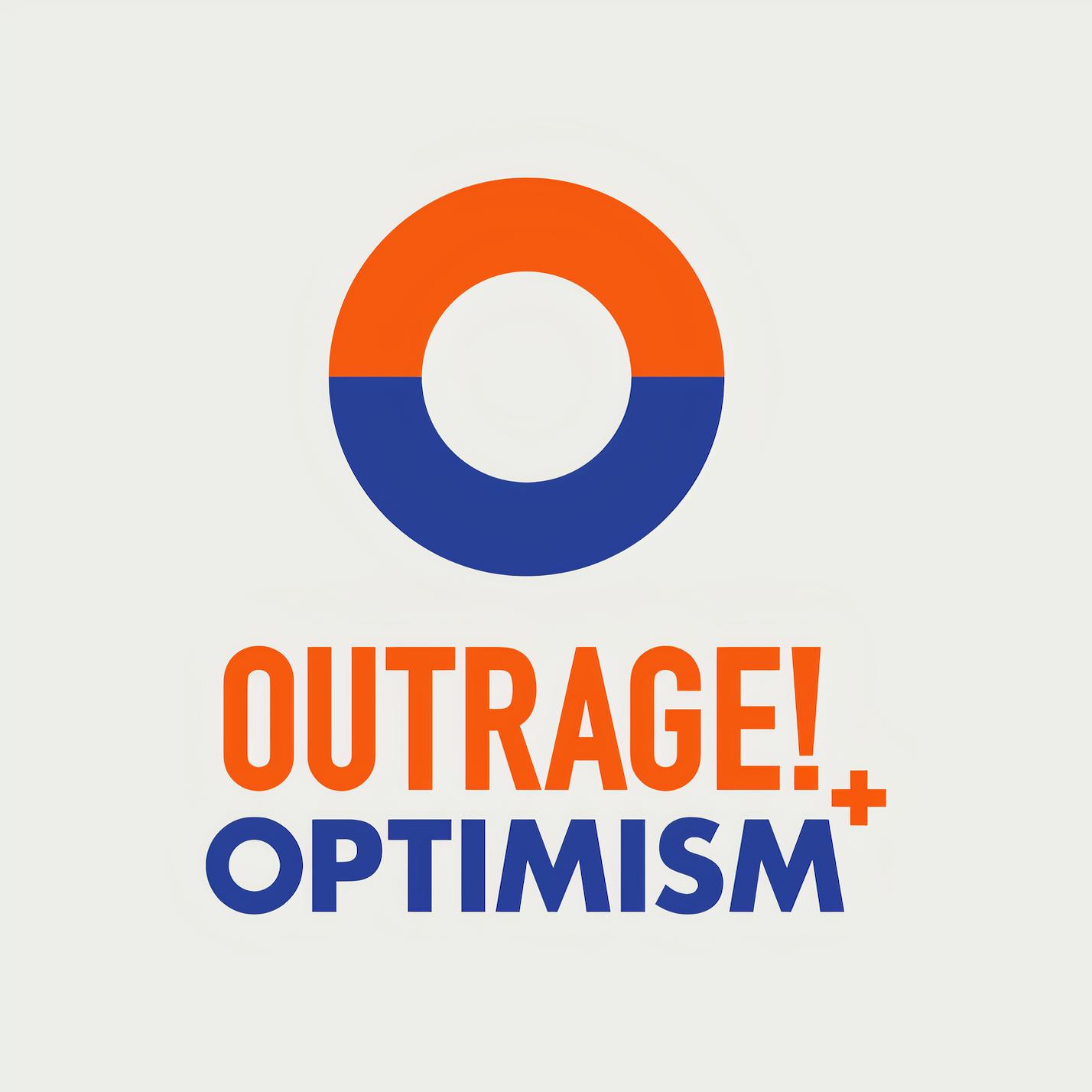 Outrage + Optimism show art