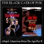 Artwork for HYPNOBOBS 43 – The Black Cats of Poe II
