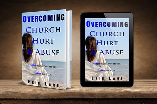 Erin Lamb - Overcoming Church Hurt & Abuse Book