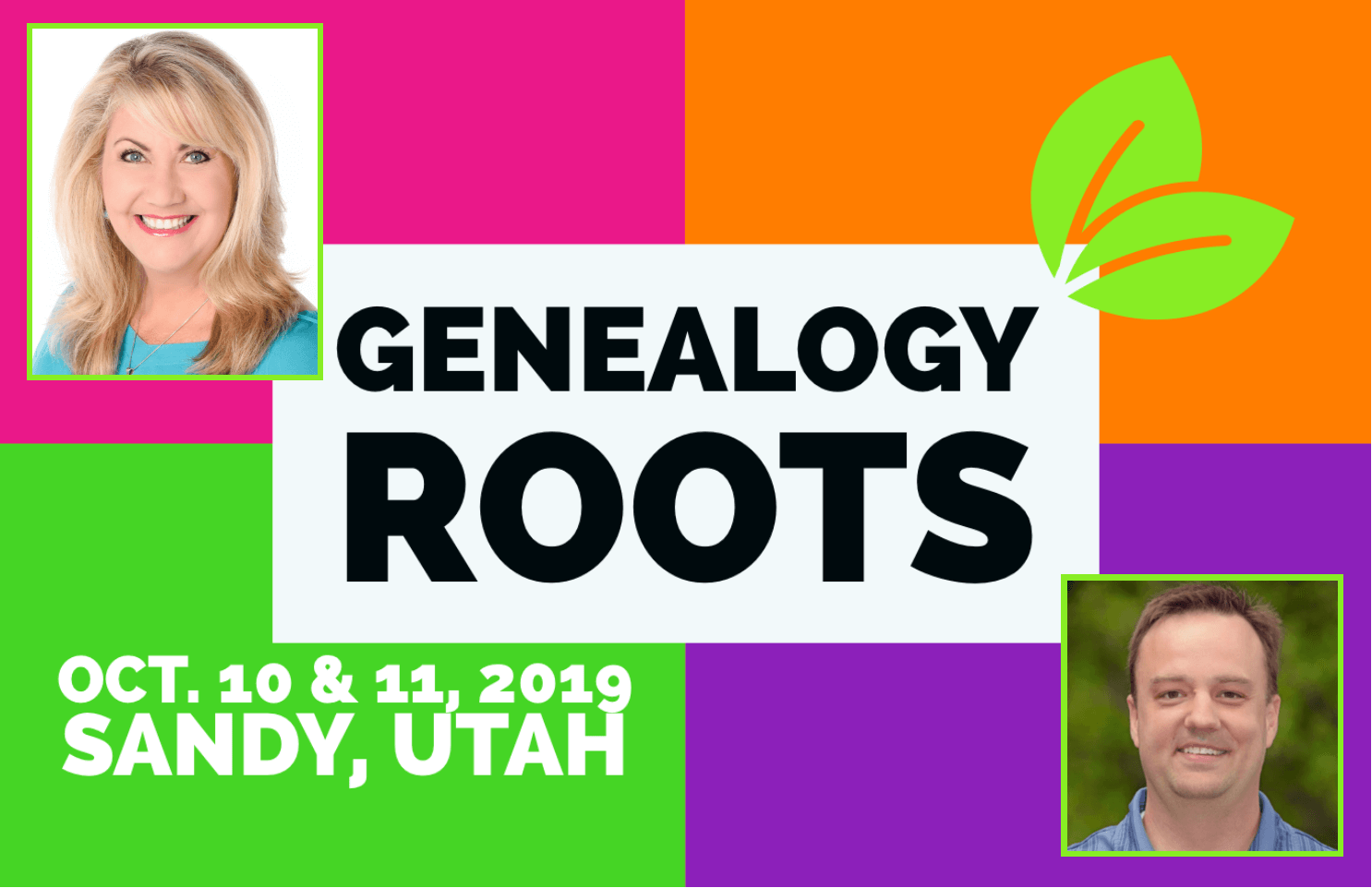 Genealogy Roots 2019