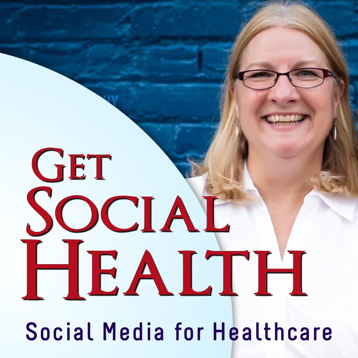 Get Social Health with Janet Kennedy show art