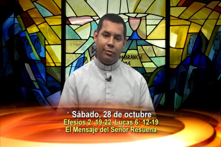 Artwork for Dios te Habla con  Reynaldo Díaz Vergara.  El tema: El mensaje del Señor resuena en toda la tierra.