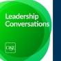 Artwork for Episode 3: Leadership Conversations with Cheryl de la Rey