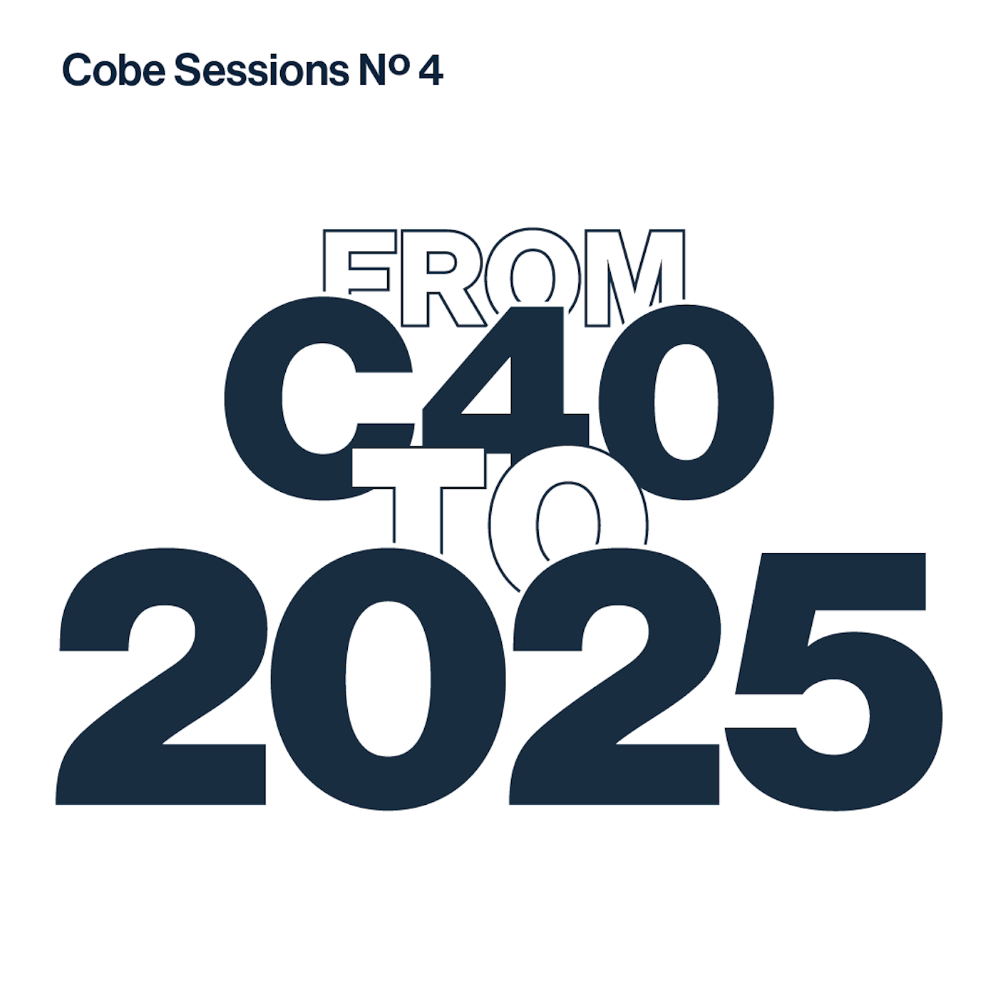 From C40 To 2025