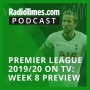 Artwork for Premier League 2019/20 on TV: Week 8 preview