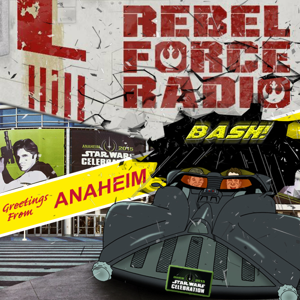 RebelForce Radio Star Wars Celebration Kickoff Bash