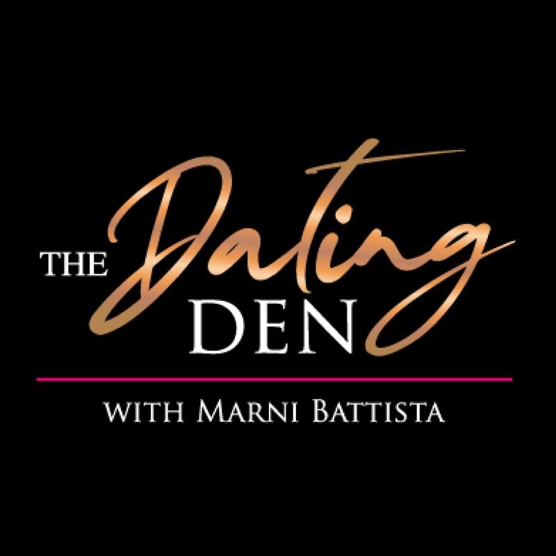 The Dating Den show art